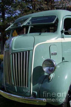 1947 Ford Cab Over Truck - Mary Deal