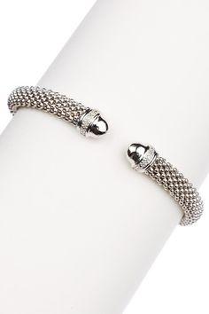 Diamond Woven Bracelet