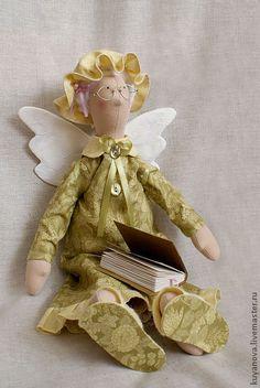 Куклы Тильды ручной работы. Ярмарка Мастеров - ручная работа Сказка на ночь.. Handmade.