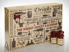 Whisky advent calendar. Oh yeah.
