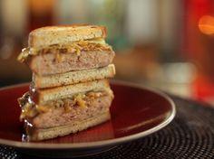 Turkey Patty Melt from FoodNetwork.com