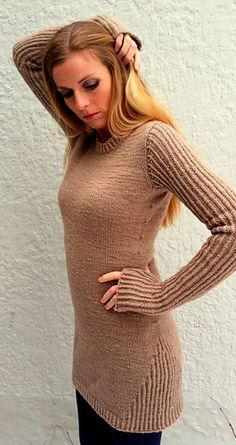 Francis Sweater Dress - Ravelry