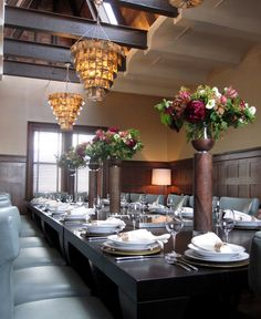Perfect for board meetings or luncheons. board meet, duplex penthous