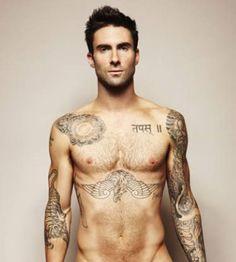 Adam Levine... *sigh*