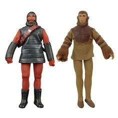 I had these Planet of the Apes megos in the 70's... Damn parents didnt save them