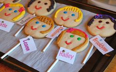 Great idea for birthday parties or class treats.
