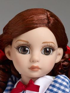 from our 2013 Fall/Holiday Preview: Little Country Girl Patsy® | Tonner Doll Company $139.99