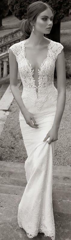 dream dress, lace wedding dresses, berta dress, the dress, renewing vows, berta bridal 2014, sexy wedding dresses 2014, future wedding, lace dresses