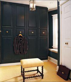 Ikea... love this wardrobe hack