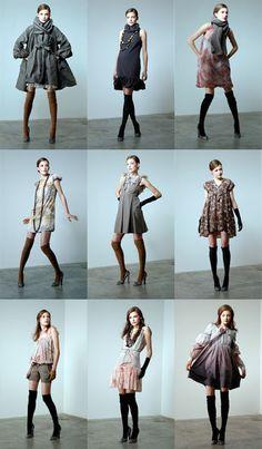 awesom style, long sock, interest, wear knee, socks, knee sock, fashion forum, sock inspir, fall fashion