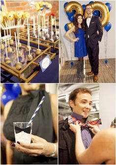 Dapper 30th BowTie Party! #bowtie #party #30th #birthday