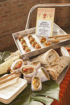 Finger Food Indian S