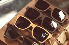 Sea of Folks: Photo. Shwood Sunglasses