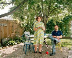 Mikki & Eric, 2009  (Photo by Dina Kantor)