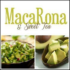 MacaRona and Sweet Tea: Guacamole