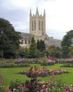 abbi garden, st edmund, beauti place, buri st, suffolk, travel, space, abbey garden, beenfavorit place
