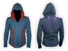 Modern Assassin Armor - Volante Design. http://volantedesign.tumblr.com