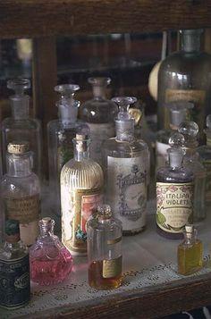 bottles, bottles....