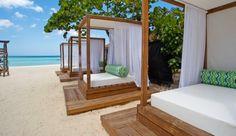 Negril, Jamaica- Beach Cabana