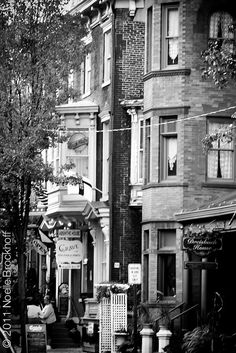 Jim Thorpe PA - I want to open a Bed & Breakfast here someday...