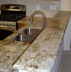 Taupe Granite Countertops
