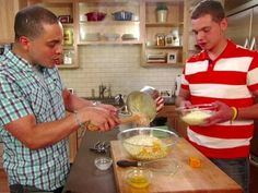 Food Network Star finalist, Yvan, premieres the pilot for his show, Family Style. The decision is yours: vote for your new Food Network Star at star.foodnetwork.com!