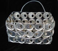 African-Home.com Recycled tin can end basket - Tin Can Art - Radical Recycling Art - Our Ranges
