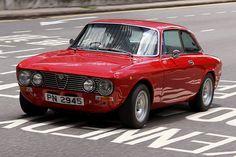 Alfa Romeo GTV 2000.  Beautiful.