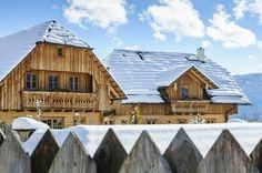 #ski #chalet #austri