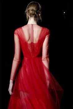 ZsaZsa Bellagio: Seeing Red