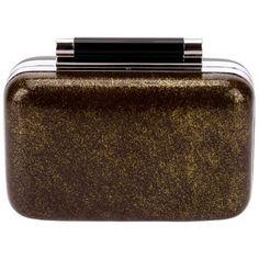 Diane Von Furstenberg 'Tonda Small' clutch ($332) ❤ liked on Polyvore