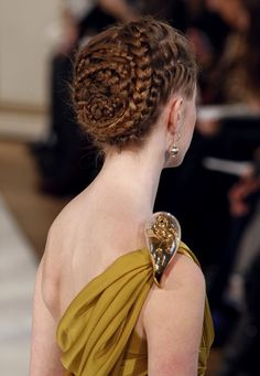 Christophe Josse Couture S/S 2012  - Very roman