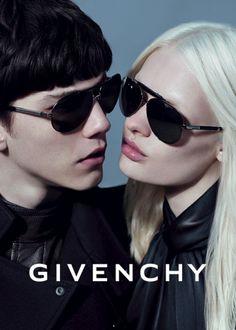 Givenchy Fall/Winter 2012 Eyewear Campaign