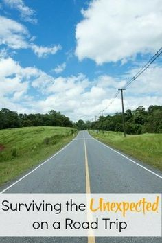 Surviving the Unexpected on a Road Trip | Mess For Less