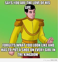 LOL Prince Charming is NOT off the hook!