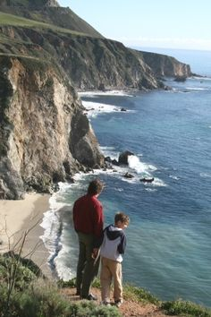 Scenic Pacific Coast Highway Drive
