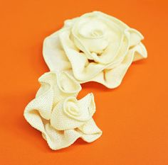 How-to: Make a Flower Using Wired Ribbon (EASY!)