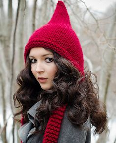 The Signature Pixiebell Pixie Hat by Diane Serviss