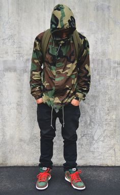 Camo never goes out