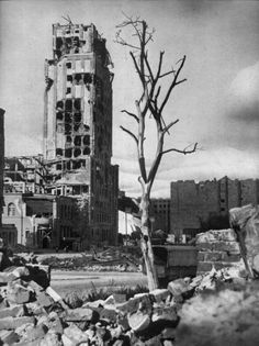 Warsaw Prudential 1944