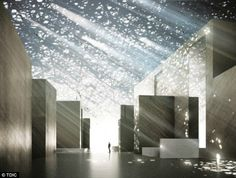 Abu Dhabi Louvre by Jean Nouvel scheduled to open in 2015.