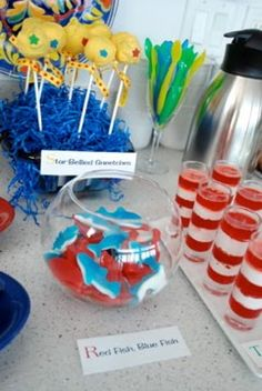 The Kennedy Korral Blog: Dr. Seuss Birthday Party Ideas