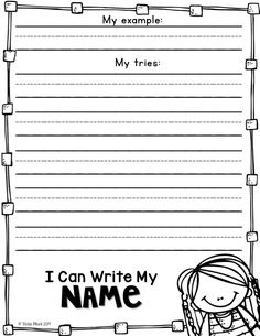 Lots of printables for back to school