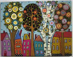 Illustration arbres