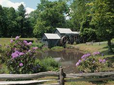 Mabry Mill, Blue Rdgparkway- Art.com