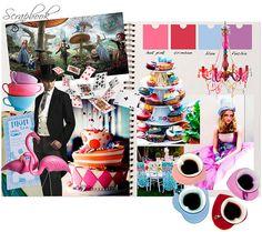 Alice in Wonderland Party idea
