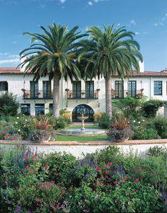 Four Seasons Resort, The Biltmore Santa Barbara.