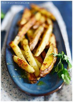 Greek roasted potatoes with lemon vinaigrette