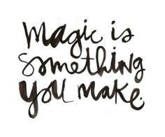 magic magic magic