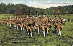 London Scotties 1915